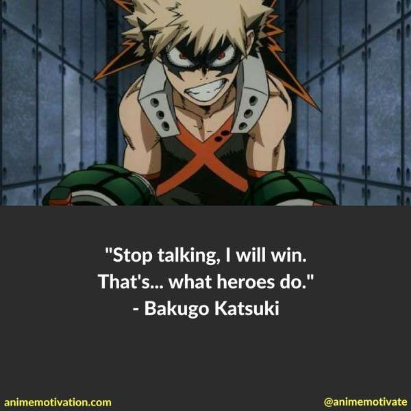 The 34 Most Meaningful Anime Quotes From My Hero Academia