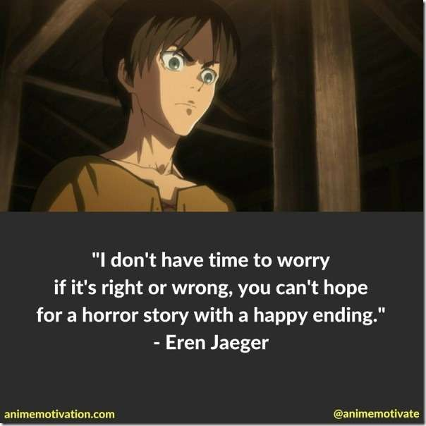 28 Of The Most Meaningful Attack On Titan Quotes