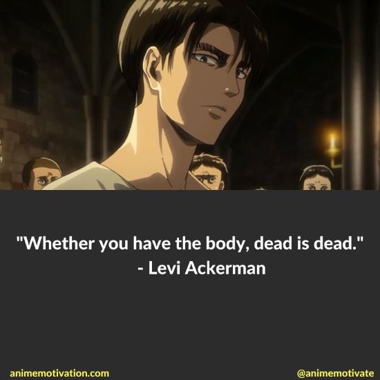 67 Of The Most Meaningful Attack On Titan Quotes