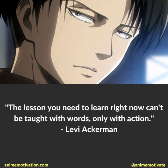 Levi Ackerman quotes 2 1