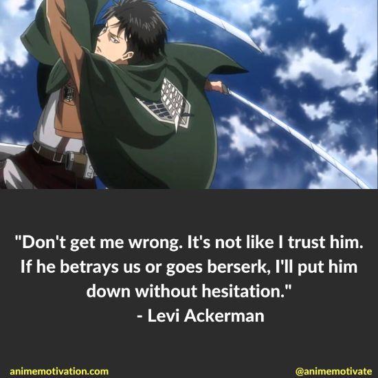 Levi Ackerman quotes 4