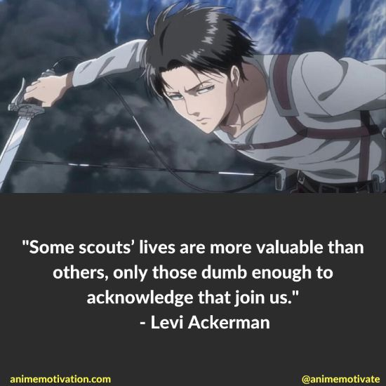Levi Ackerman quotes