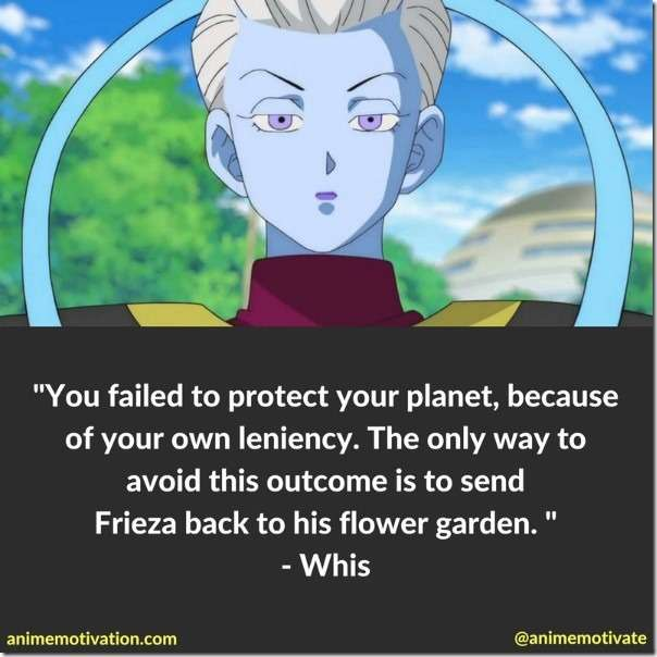 dragon ball super quotes