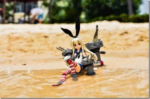 Action Figure Photography