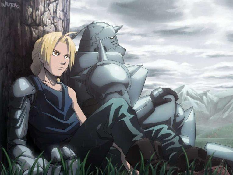 Fullmetal Alchemist Alphonse And Elric