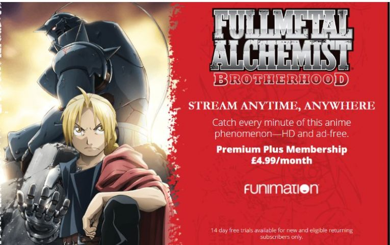 fullmetal alchemist funimation 1