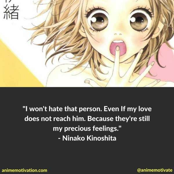 The Greatest Anime Quotes About Love And Relationships