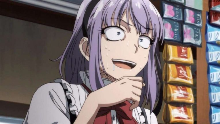 Hotaru Shidare dagashi kashi anime