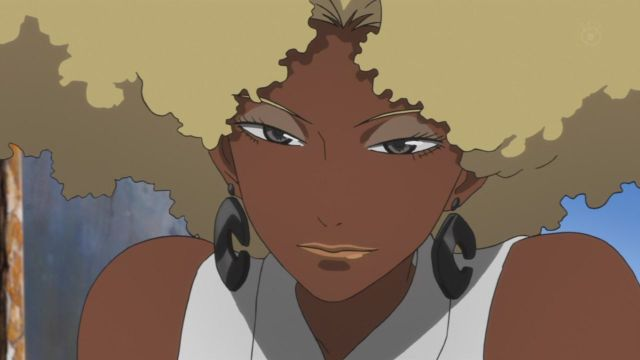 19+ Of The BEST Black Female Anime Characters You Should Know 14