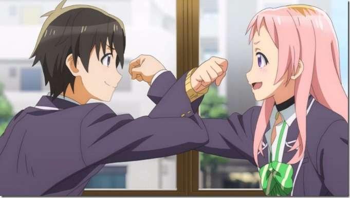 Gamers Anime Aguri And Amano