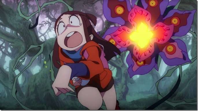 Little Witch Academia Episode 1 2