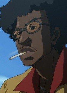 satoshi batista black character