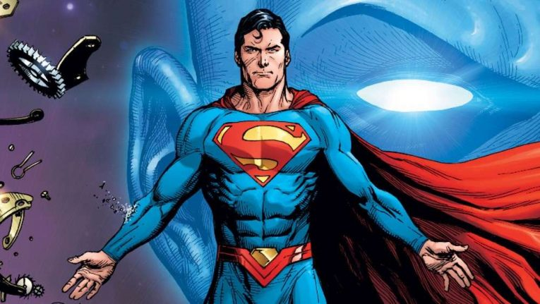 Superman Doomsday Clock