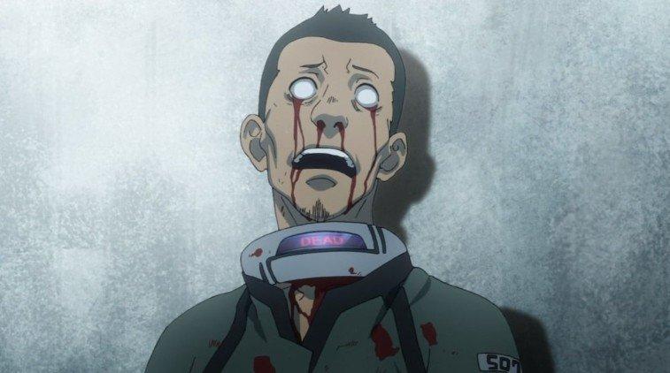 deadman wonderland anime series screenshot