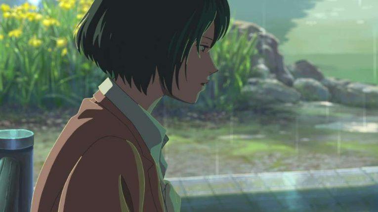 Garden Of Words Anime 1