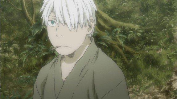 mushishi anime show screencap