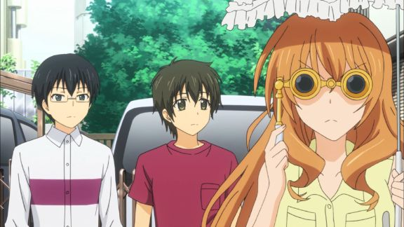 golden time series