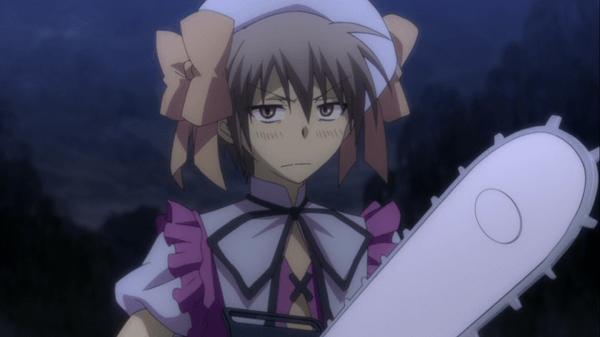 weird anime shows