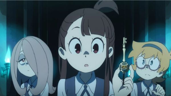 little witch academia series