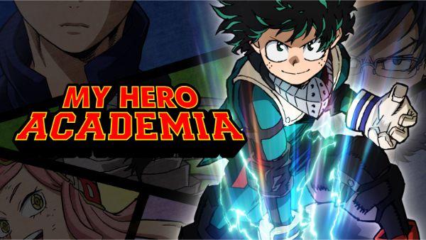 my hero academia series 1