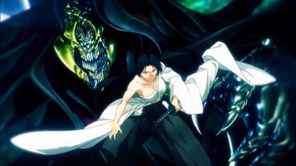 Cal Shekar from taboo tattoo anime