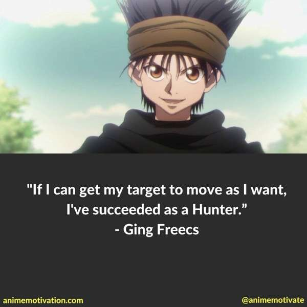 Ging Freecs Quotes 1