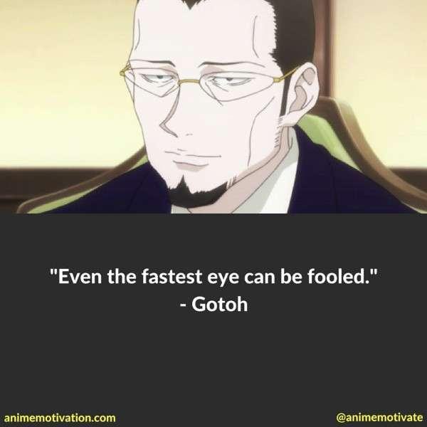 Gotoh Quotes Hxh