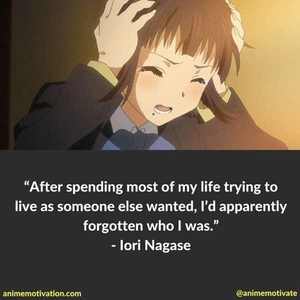 Iori Nagase Quote image