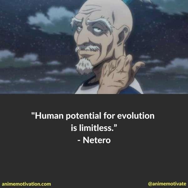 Isaac Netero Quotes 1