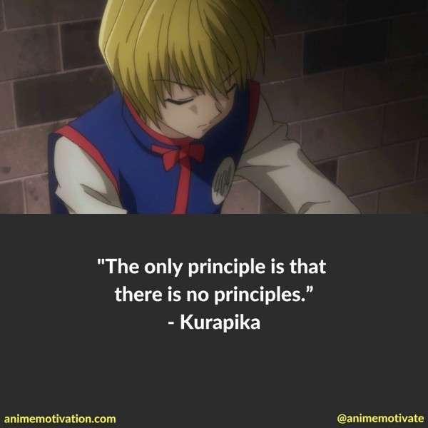 Kurapika Quotes 2