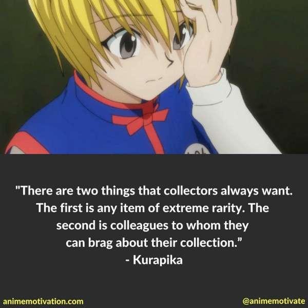 Kurapika Quotes 4