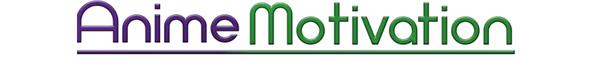 Anime Motivation Store Logo