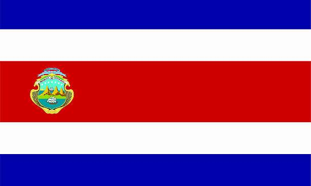 costa rica logo flag