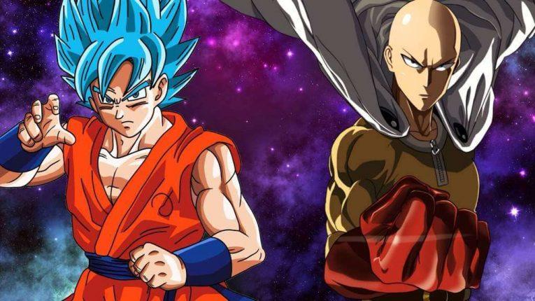 Goku Ssb And Saitama