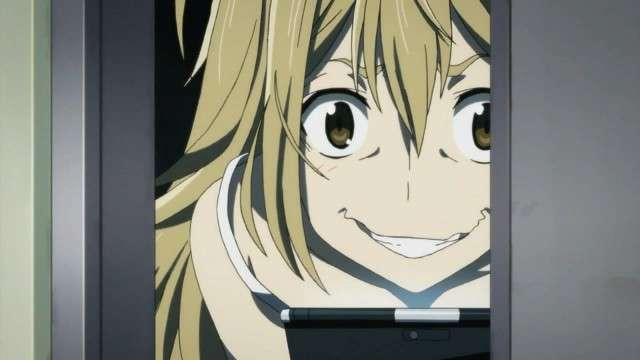 Kona Furugoori With A Weird Smile