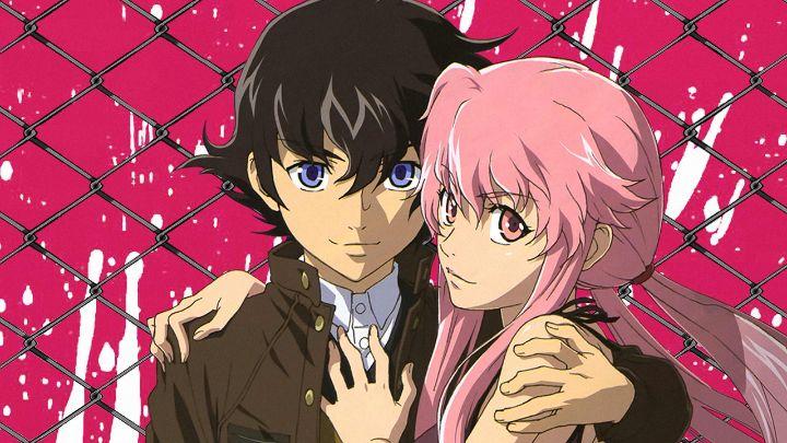 mirai nikki anime protagonists