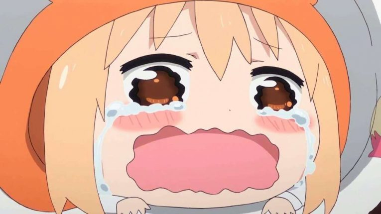 Umaru Chan Crying