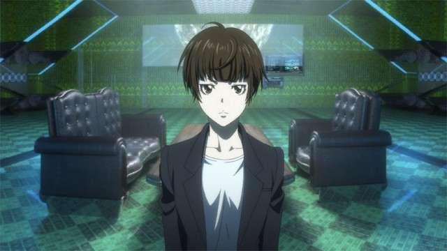 Akane Tsunemori From Psycho Pass