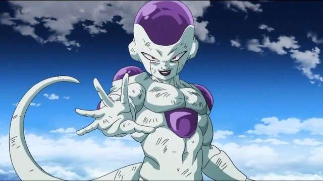 Frieza In His Final Form