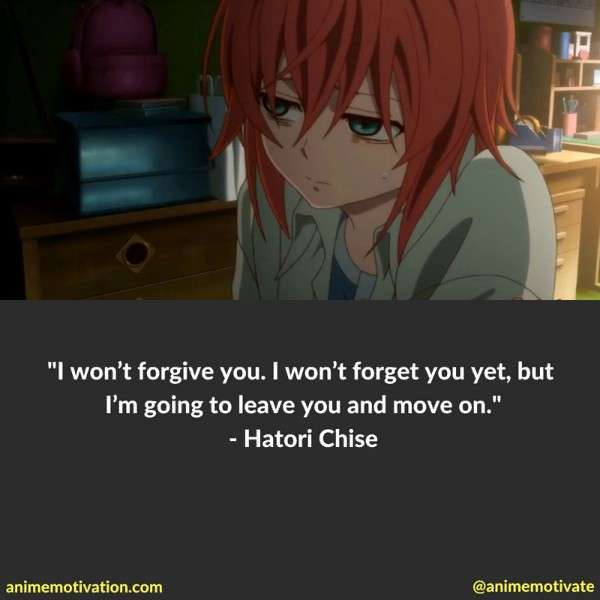Hatori Chise Quotes 5