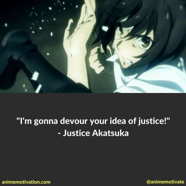 Justice Akatsuka Quotes 2