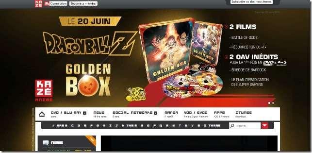 Kaze anime company Europe