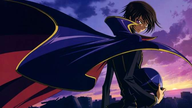 Lelouch Lamperouge Zero Outfit