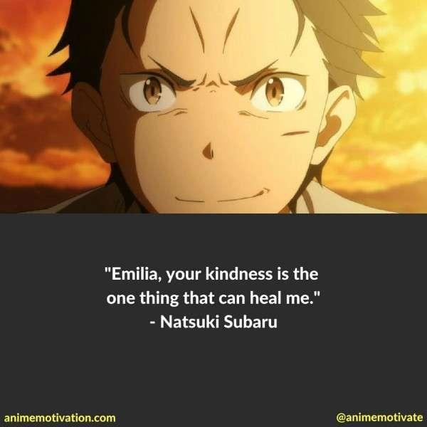 Natsuki Subaru Quotes 1