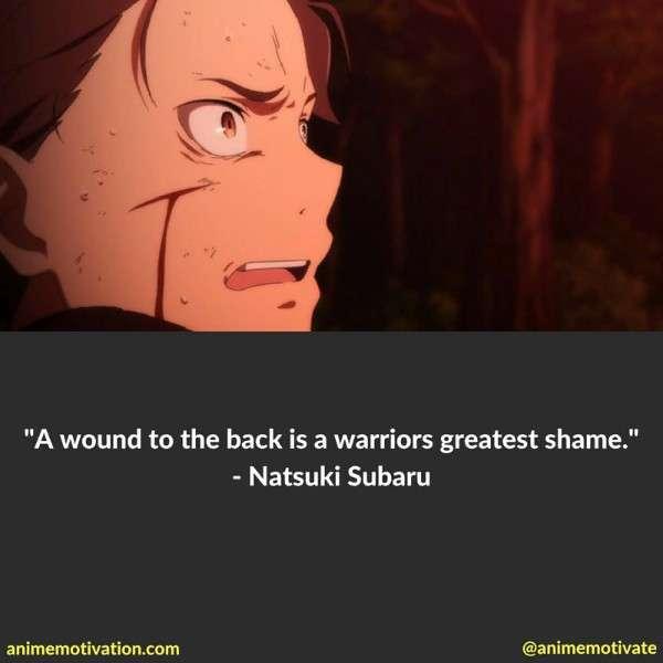 Natsuki Subaru Quotes 10