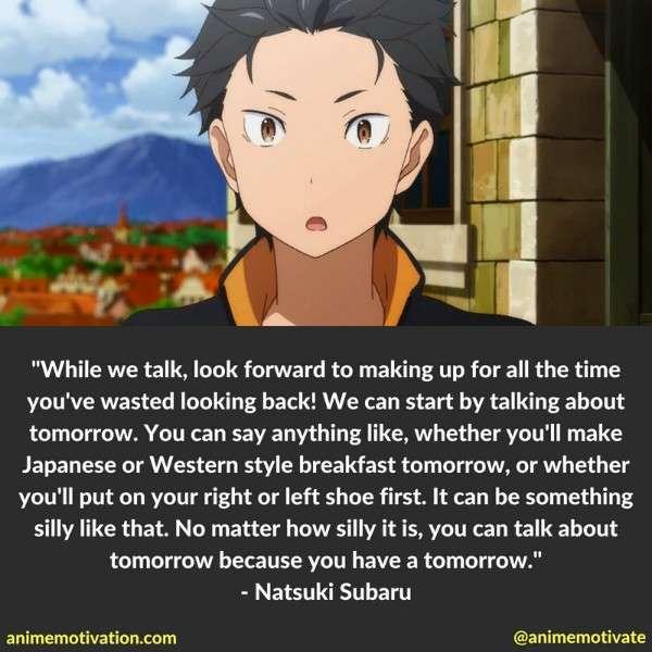 Natsuki Subaru Quotes 7