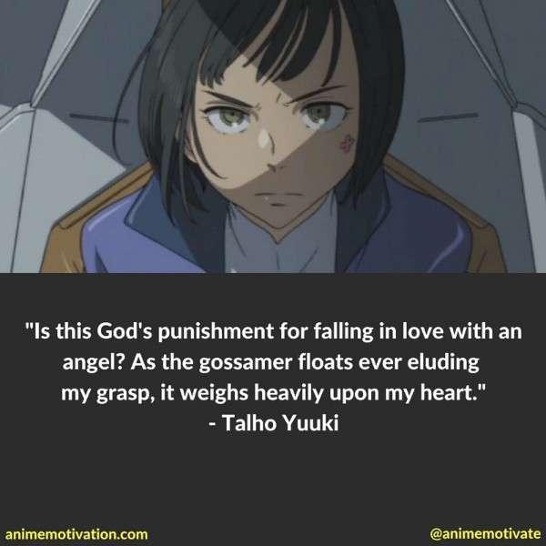 Talho Yuuki Quotes