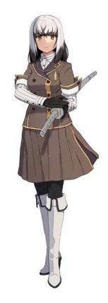 Yomi Satsuki From Katana Maidens