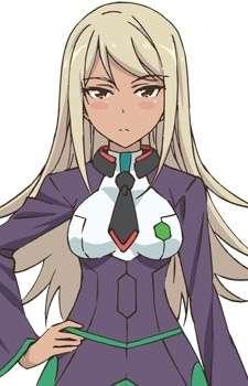 Camilla Pareto From Asterisk War Anime
