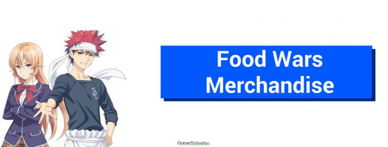 Food Wars Promotional Banner